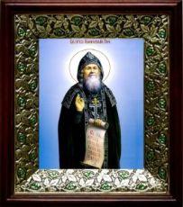 Амфилохий Почаевский (21х24), киот со стразами