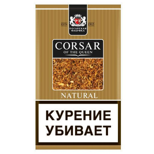 Табак для самокруток Corsar of the Queen (MYO) - Natural