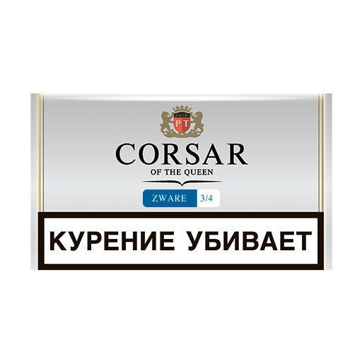 Табак для сигарет Corsar of the Queen (RYO) - 3/4 Zware