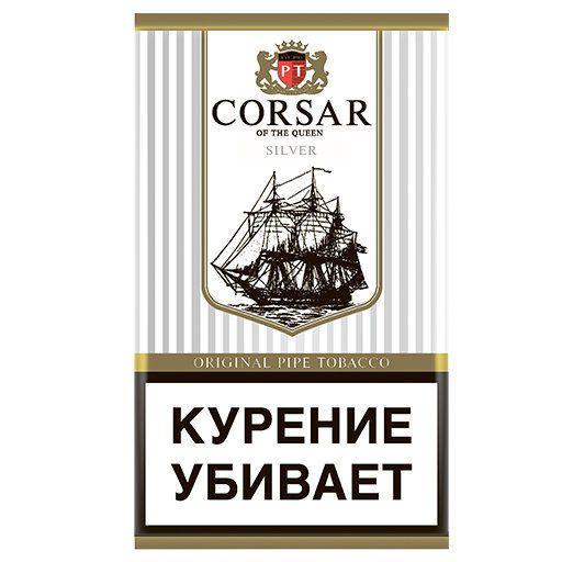Трубочный табак Corsar of the Queen (Pipe) - Silver