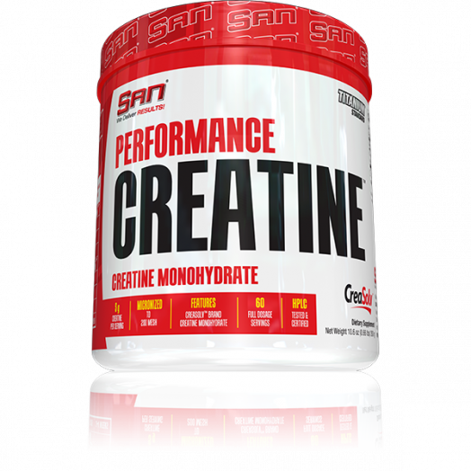 SAN Performance Creatine 300гр скл2