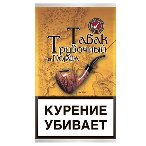 Трубочный табак из Погара - Кавендиш
