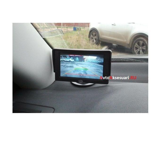 Авто монитор 4.3 дюйма - K381