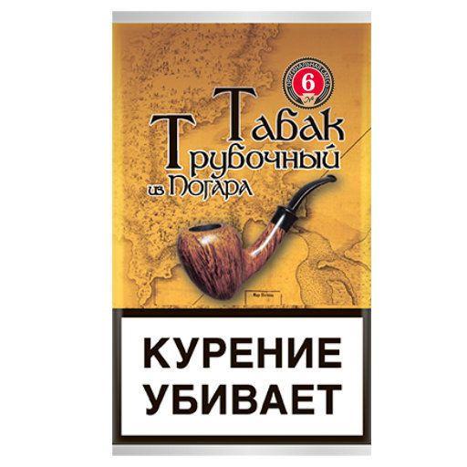 Трубочный табак из Погара - Смесь №6