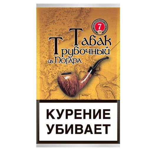 Трубочный табак из Погара - Смесь №7