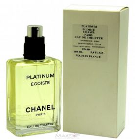 "Тестер Chanel ""Egoist Platinum"" 100 мл (м)"