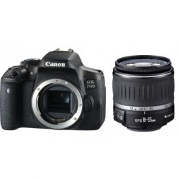 Canon EOS 750D Kit 18-55 DC III