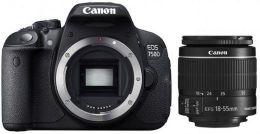 Canon EOS 750D Kit 18-55 IS II