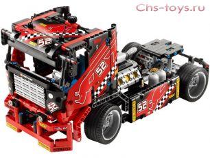 Конструктор PRCK Техника Гоночный грузовик 38016 (42041) 608 дет.