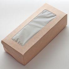 Коробка с окошком (17x7x4 см)