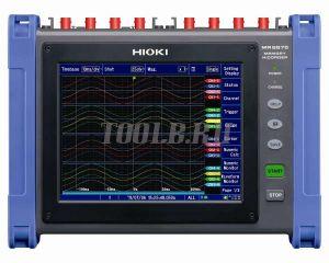 HIOKI MR8875 - цифровой многоканальный регистратор (до 16-ти каналов)