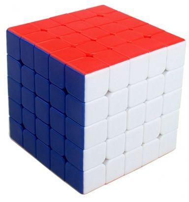 Кубик 5х5х5 - 5 порядка скорости, Mo Fang Ge