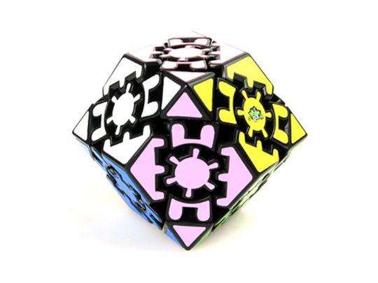 Кубик Мегаминкс Шестеренчатый - Gear Dodecahedron