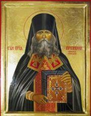 Варсонофий Херсонский (рукописная икона)
