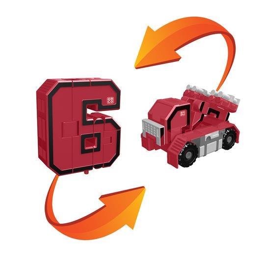 6 Трансбот огнемет или цифра шесть