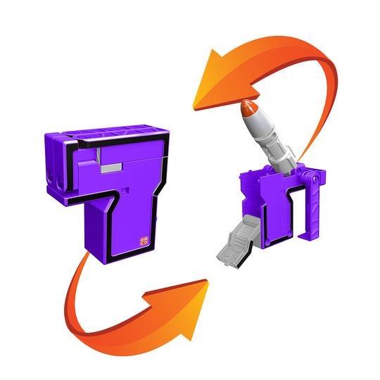 7 Трансбот ракета тополь или цифра семь