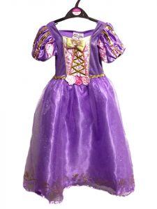 Платье Рапунцель костюм Disney Princess 9/10