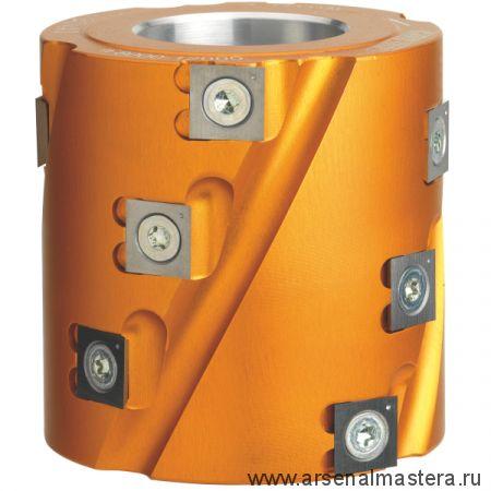 CMT 694.019.30 Фреза фуговальная F30 D62x80 насадная (алюм.) смен.ножи HM (кейс)