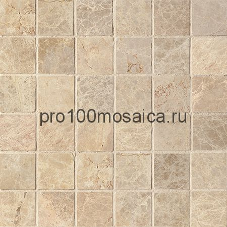 CV20086 Мозаика Mos.Polished Light Emperador 50х50, 305х305х10 мм (Colori Viva)