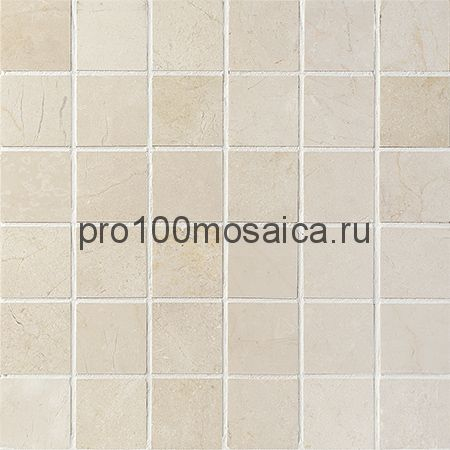 CV20088 Мозаика Mos.Polished Crema Marfil 50х50, 305х305х10 мм (Colori Viva)