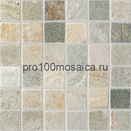 CV20053 Мозаика Mos.Nat. Multicolor 50х50, 305х305х10 мм (Colori Viva)