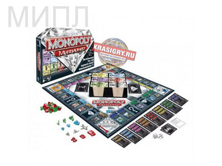 Монополия  Миллионер, Monopoly Millioner