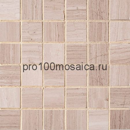CV20154 Мозаика  Mos. Light Wooden Vein Polished 50х50, 305х305х10 мм (Colori Viva)