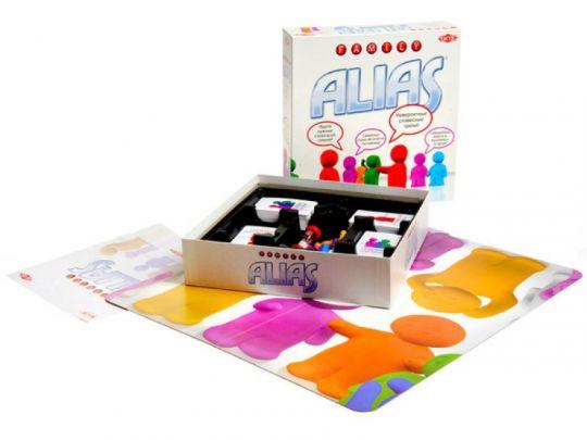 Алиас для всей семьи / Alias Family