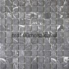 CV20007 Мозаика Nero-Brown Mos.Nat. Nero Oriental 25х25, 305х305х10 мм (Colori Viva)