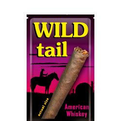Сигариллы Wild Tail American Whiskey 25 шт.