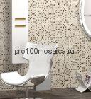 CV20089  Мозаика Emperador Mos.Mix. 20х20, 305х305х10 мм (Colori Viva)