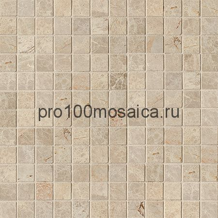 CV20085  Мозаика Mos.Polished Light Emperador 20х20, 305х305х10 мм (Colori Viva)