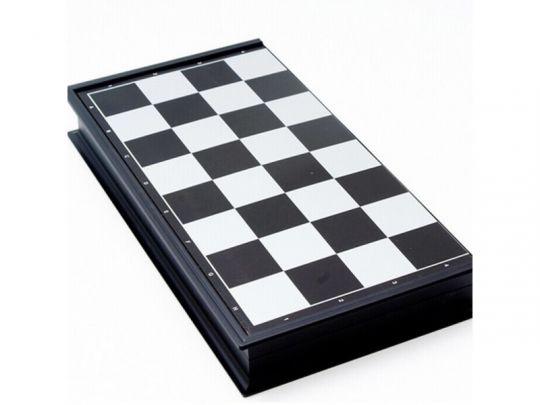 Шахматы, шашки, нарды. 3 в 1 магнитные