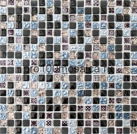 CV11024 Мозаика 15х15 Madrid, 305х305х8 мм (Colori Viva)