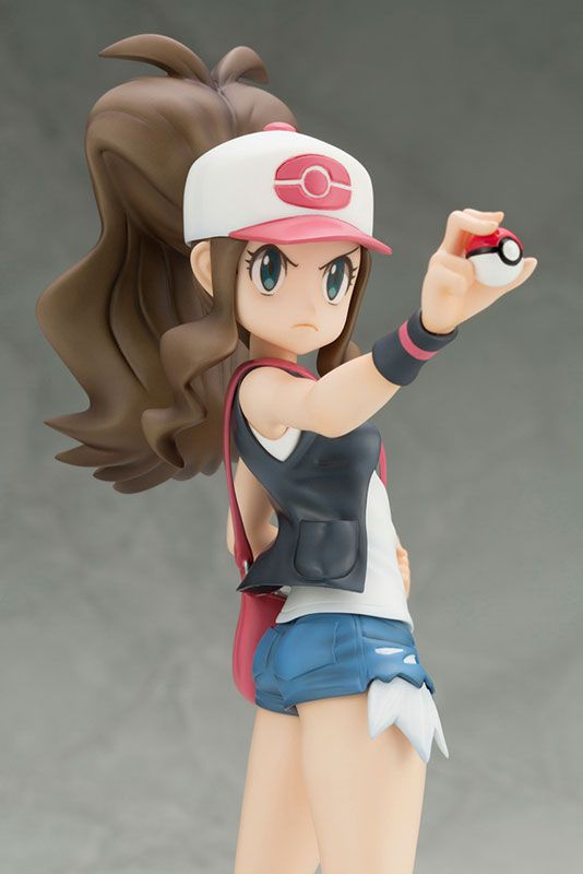 Фигурка Pokemon - Hilda with Tepig 1/8