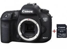 Canon EOS 7D Mark II Body + Wi-Fi адаптер Canon W-E1(РСТ)