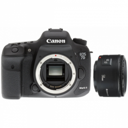 Canon EOS 7D Mark II Kit 50 f/1.8 STM