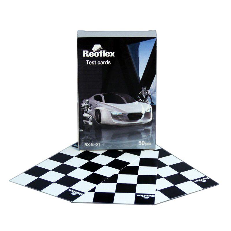 Reoflex Тест-карты, упаковка 50 шт.