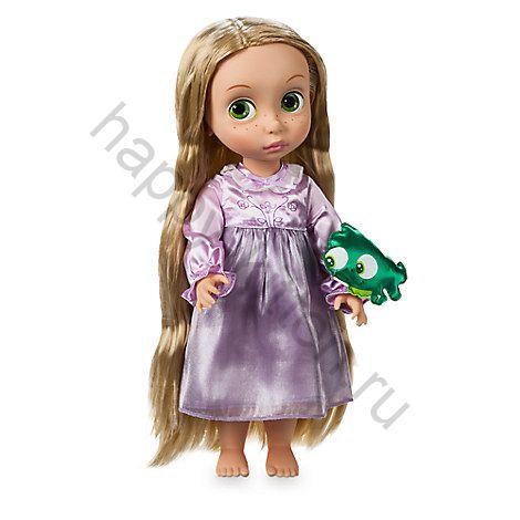 Кукла Рапунцель в детстве Дисней