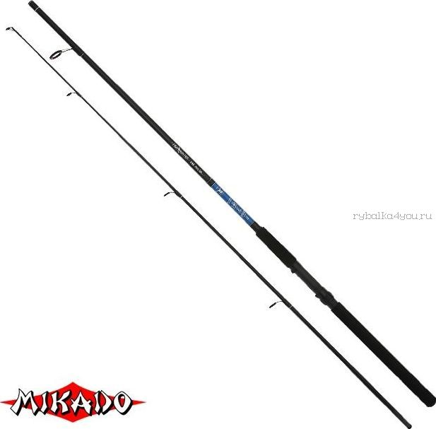 Спиннинг штекерный Mikado   Fish Hunter Heavy Spin 210 см / тест : 15-50 гр