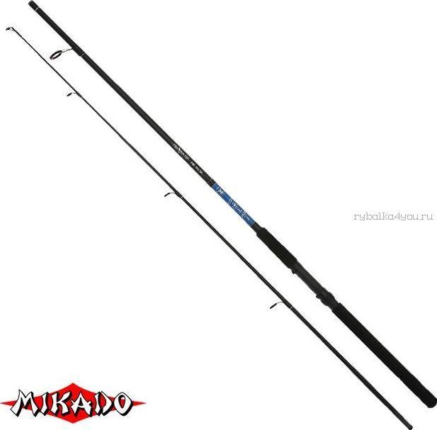 Спиннинг штекерный Mikado  Fish Hunter Medium Spin 210 см / тест : 15-40 гр