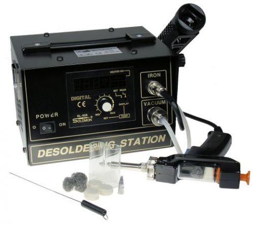 Паяльная станция Solomon SL-928 для демонтажа компонентов