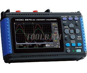 HIOKI 8870-20 - цифровой регистратор (2 канала)