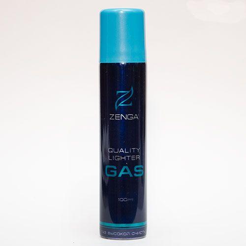 Газ для зажигалок Zenga 100 мл