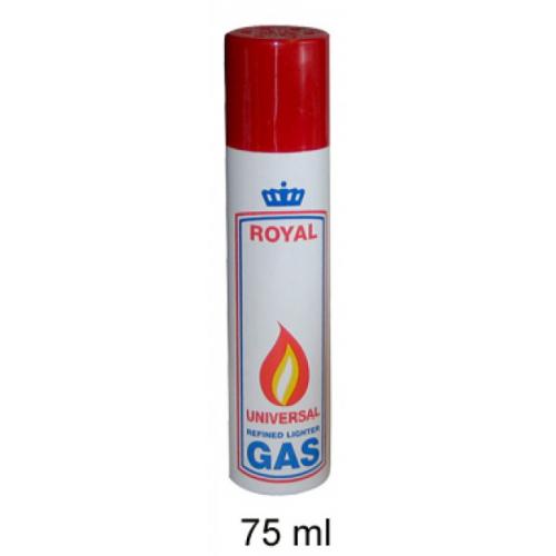 Газ для зажигалок Royal 75 мл