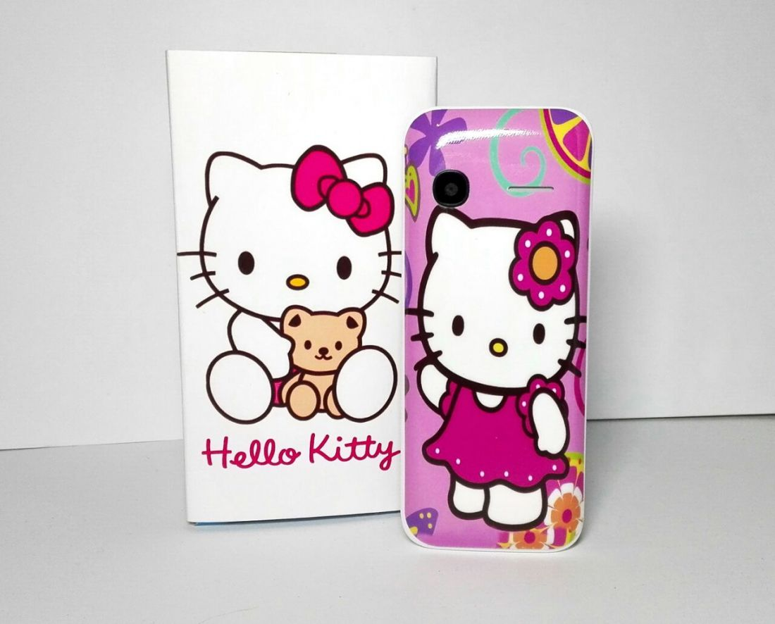 Alcatel 1054D (Hello Kitty)