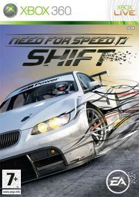 Игра Need for Speed Shift (Xbox 360)