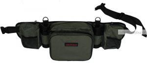 Stakan-8 ОЛИВА Пояс–держатель удилища + сумка спиннингиста