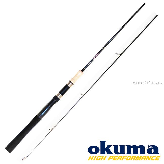 Купить Спиннинг Okuma Universal 2,44m/3-21gr