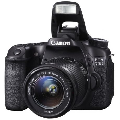Фотоаппарат Canon EOS 70D Kit 18-135mm IS STM